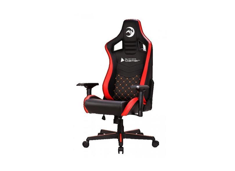 Cadeira Gamer Reclinável BCH36RBK BlueCase