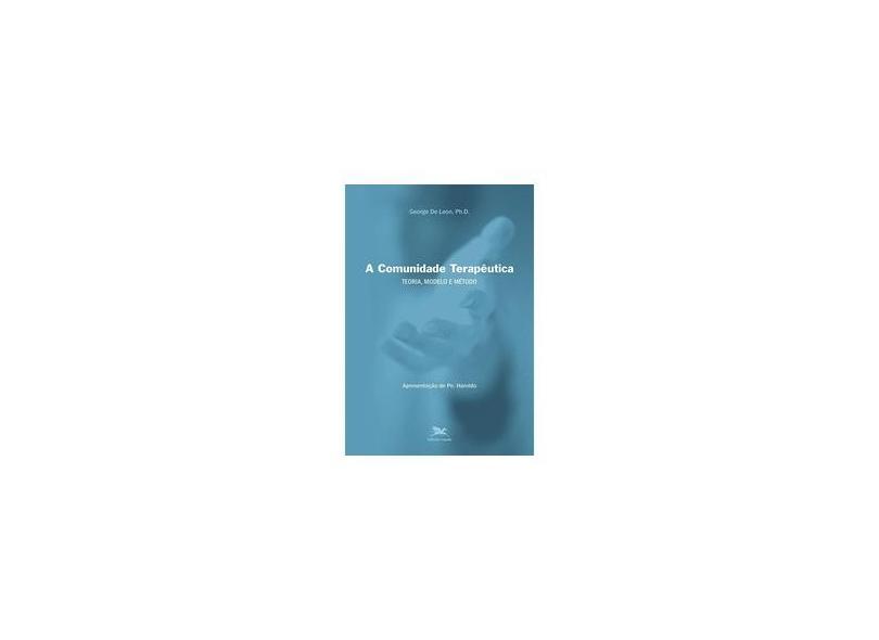 A Comunidade Terapêutica - Capa Comum - 9788515028085