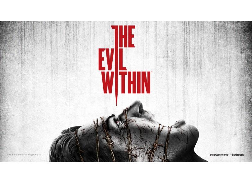 Jogo The Evil Within Xbox One Bethesda
