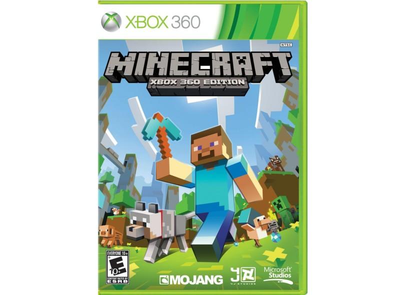 Jogo Minecraft: Xbox Edition Xbox 360 Microsoft