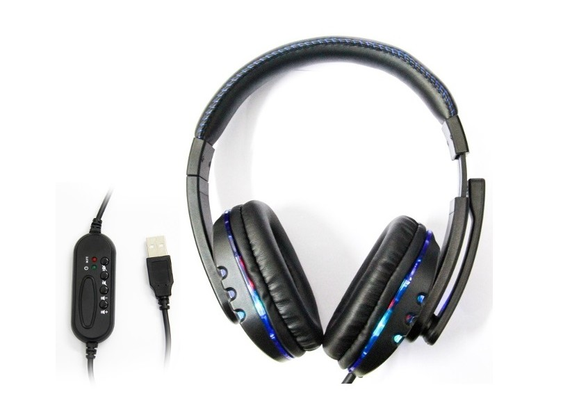 Headset Knup KP-359