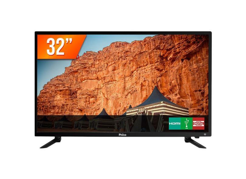 "TV LED 32 "" Philco PTV32C30D 2 HDMI"