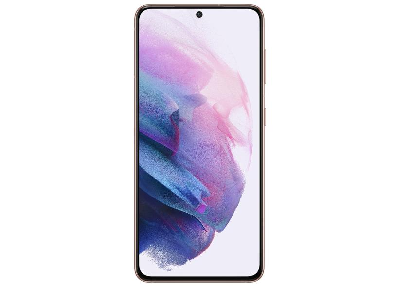 Smartphone Samsung Galaxy S21 5G 128GB Câmera Tripla Android 11