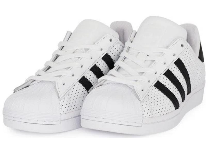 Tênis Adidas Feminino Casual Superstar