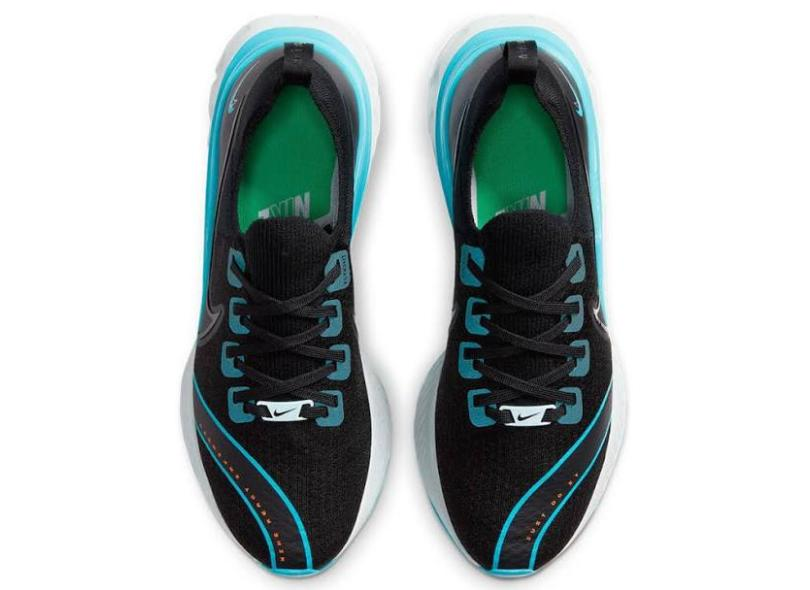 Tênis Nike Masculino Corrida React Infinity Run Flyknit