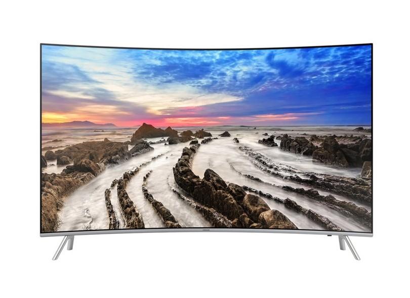 "Smart TV TV LED 55"" Samsung 4K UN55MU7500"