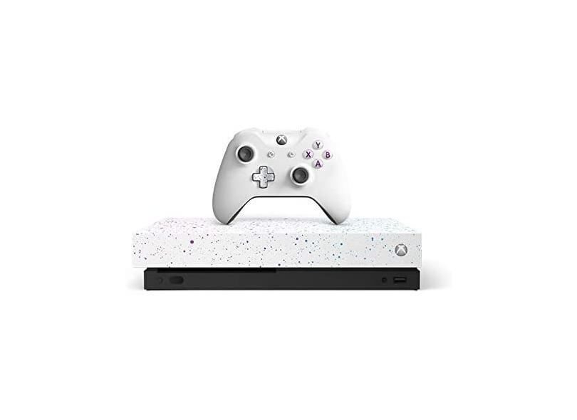 Console Xbox One 1 TB Microsoft NBA 2K20 Special Edition Bundle