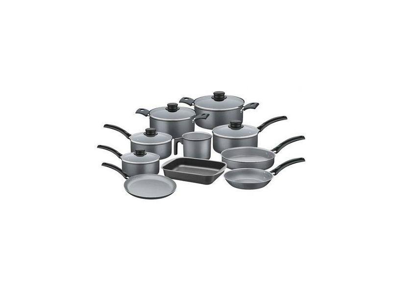 Conjunto de Panelas Alumínio 10 peça(s) Tramontina Turim 20298698