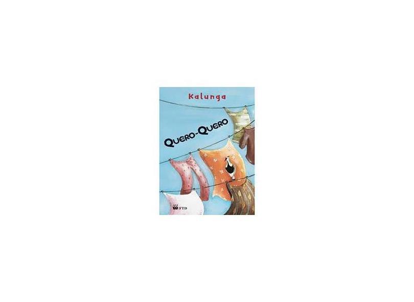 Quero - Quero - Série Isto e Aquilo - Kalunga - 9788532269140