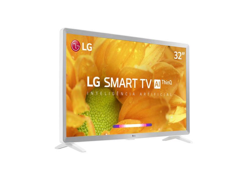 "Smart TV TV LED 32 "" LG ThinQ AI Netflix 32LM620BPSA 3 HDMI"