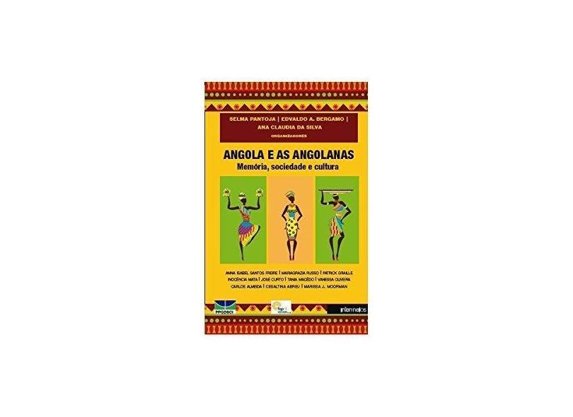 """Angola E As Angolas - """"silva, Ana Claudia Da"""" - 9788584990443"""