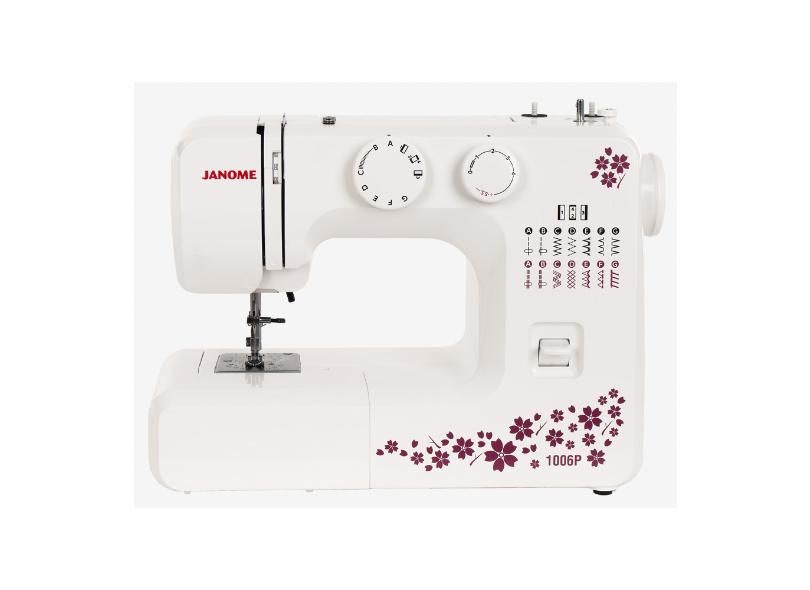 Máquina de Costura 1006P - Janome