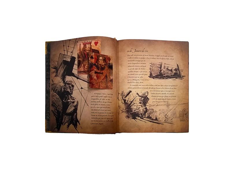 Assassin's Creed IV Bandeira Negra: Barba Negra - O Diário Perdido - Christie Golden - 9788501092724