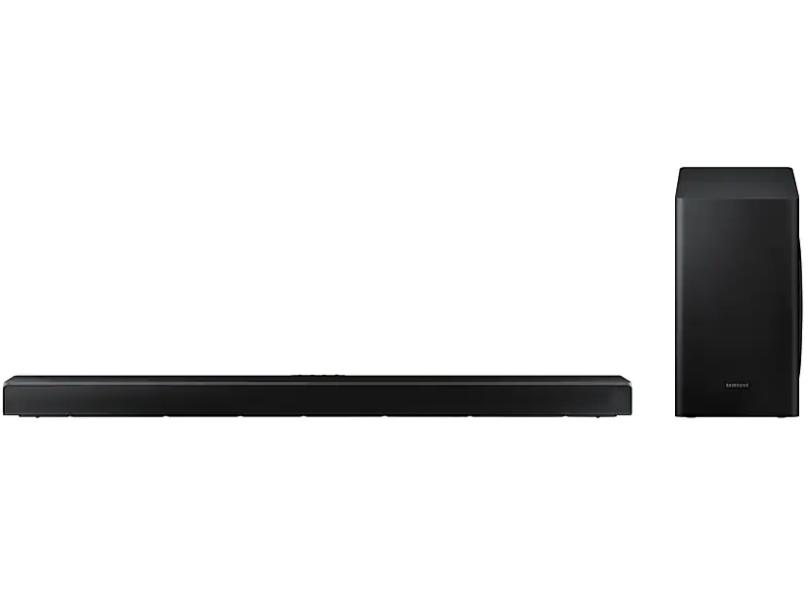 Home Theater Soundbar Samsung 360.0 W 5.1 Canais 2 HDMI HW-Q60T