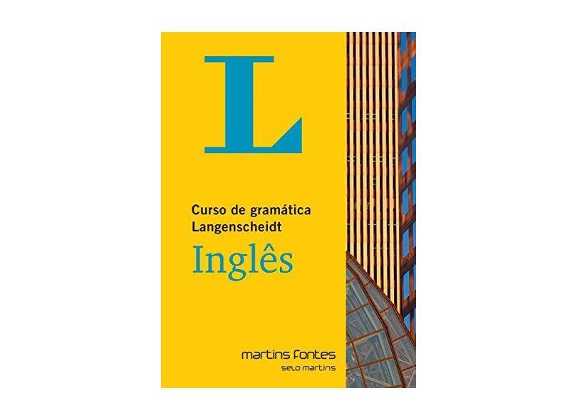 Curso de Gramática Langenscheidt Inglês - Vários Autores - 9788580633320