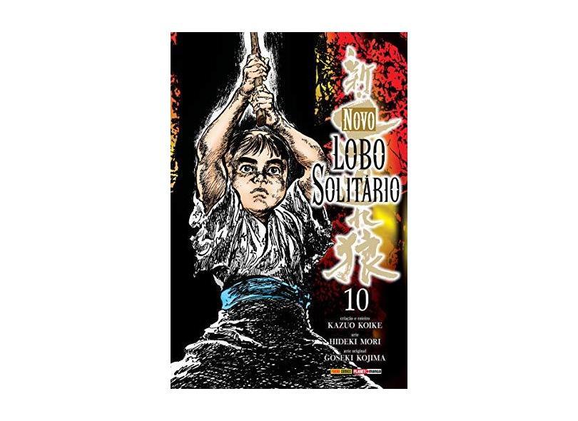 Novo Lobo Solitário Vol. 10 - Kojima,goseki - 9788542613506