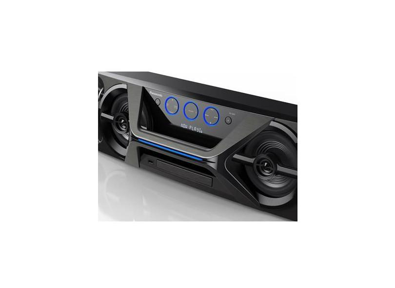 Mini System Panasonic SC-UA3LB-K 250 W Bluetooth Wi-fi USB
