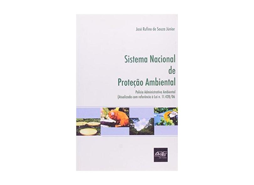 Sistema Nacional de Proteção Ambiental - Ântonio Umberto De Souza Júnior - 9788573089196