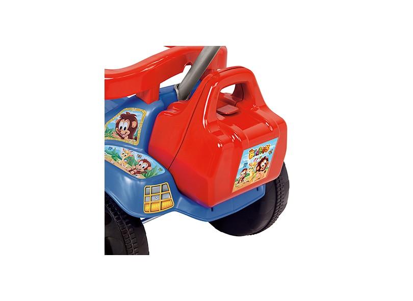 Triciclo Magic Toys Tico-Tico Bichos