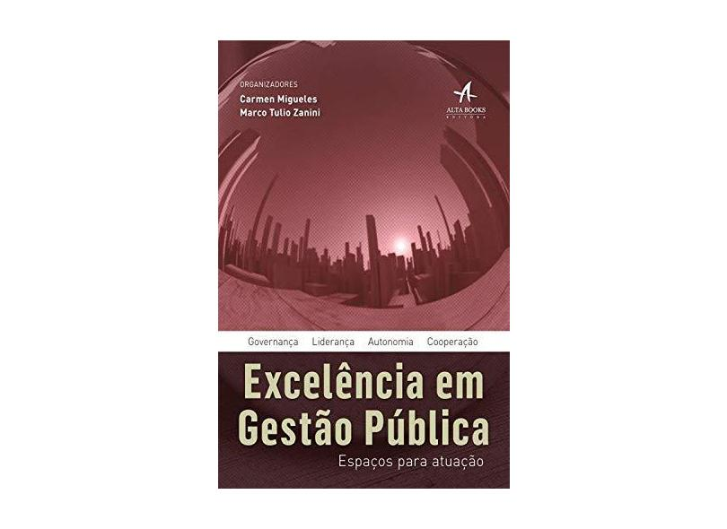 Excelência em Gestão Pública - Capa Comum - 9788576088974