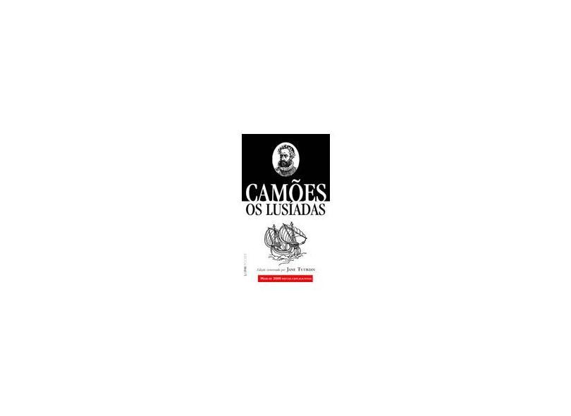 Os Lusíadas - Col. L&pm Pocket - Camoes, Luis Vaz De - 9788525417510