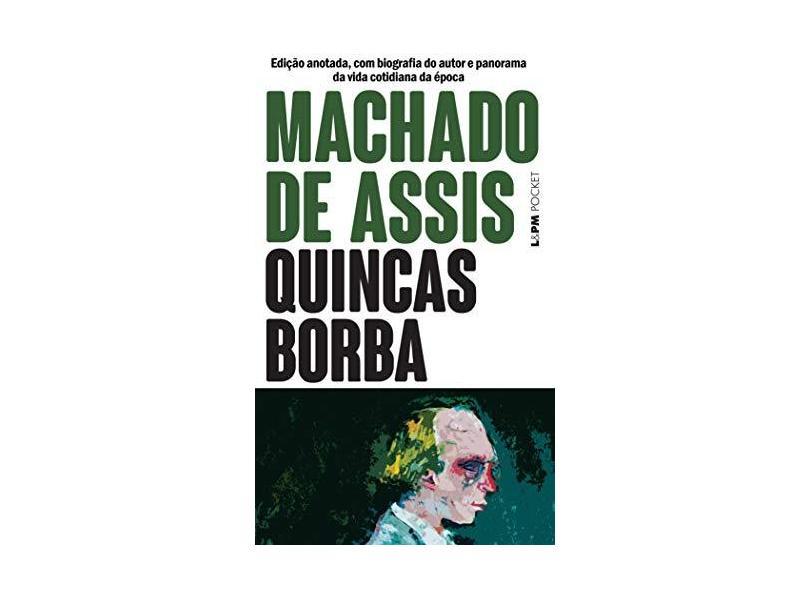 Quincas Borba - Assis, Machado De - 9788525406682