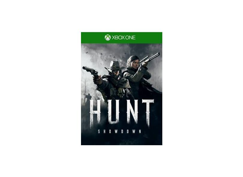 Jogo Hunt Showdown Xbox One Crytek