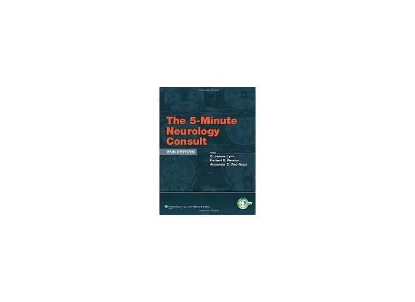 5-MINUTE NEUROLOGY CONSULT - Lynn - 9781451100129