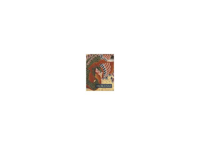 Hokusai - Sarah E. Thompson - 9780878468256