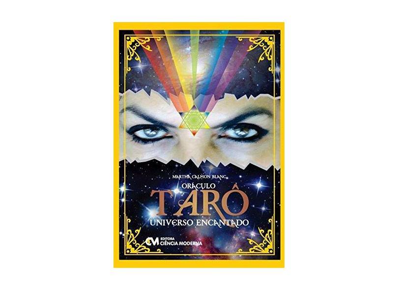 Oráculo. Tarô Universo Encantado - Martha Calmon Blanc - 9788539907151