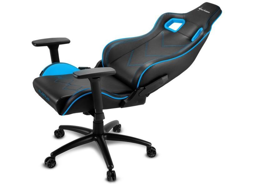 Cadeira Gamer Reclinável Elbrus 2 Sharkoon