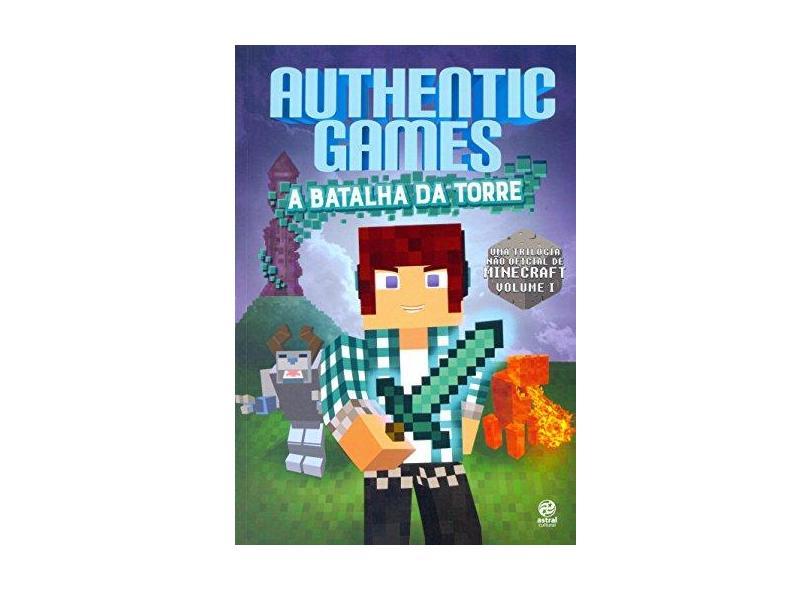 Authenticgames - A Batalha da Torre + Game Exclusivo - Authenticgames - 9788582463987