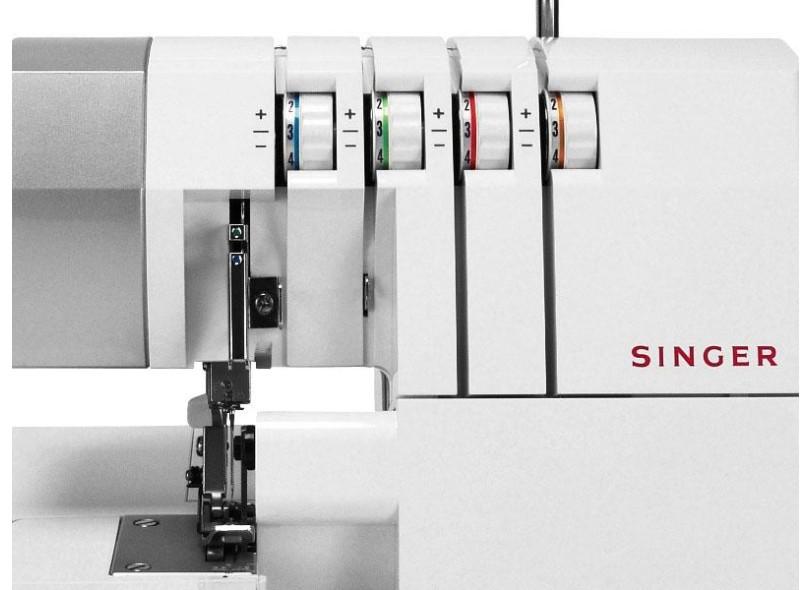 Máquina de Costura Doméstica Overloque Ultralock 14SH754 - Singer