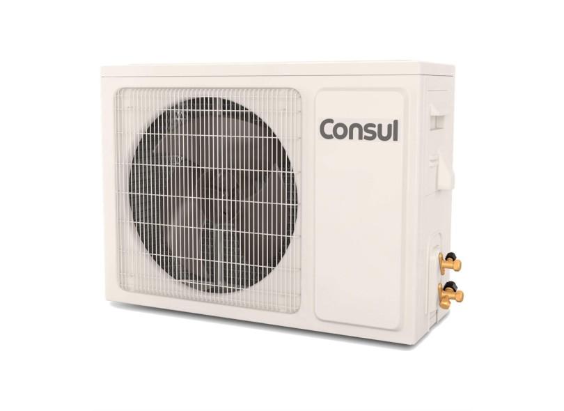 Ar Condicionado Split Hi Wall Consul 12000 BTUs Inverter Controle Remoto Quente/Frio CBJ12D