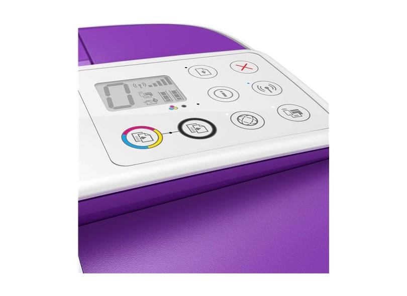 Multifuncional HP Deskjet 3788 Jato de Tinta Colorida Sem Fio
