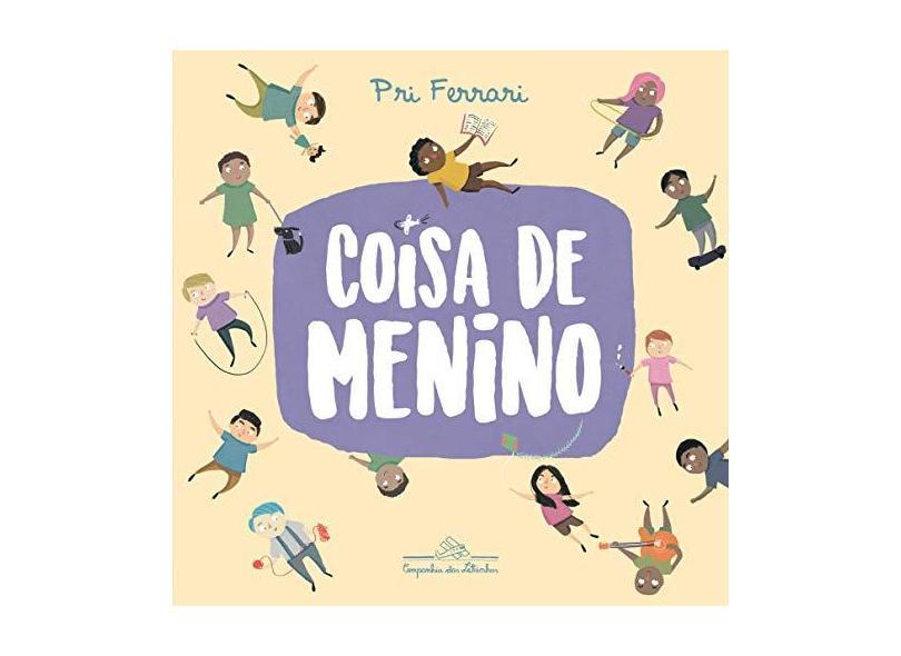 Coisa De Menino - Ferrari, Pri - 9788574068008