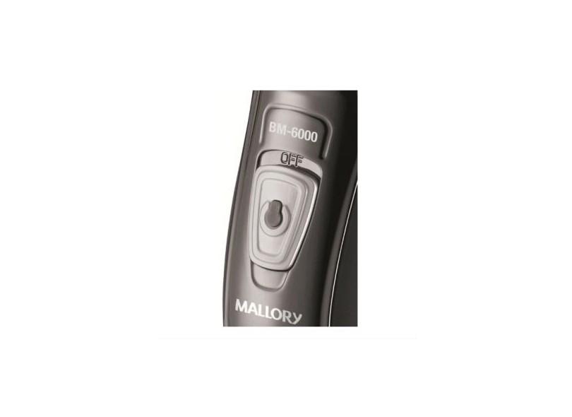 Barbeador Elétrico Mallory BM-6000