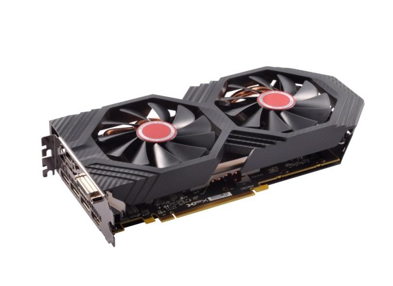Placa de Video ATI Radeon RX 580 8 GB GDDR5 256 Bits XFX RX-580P8DFD6