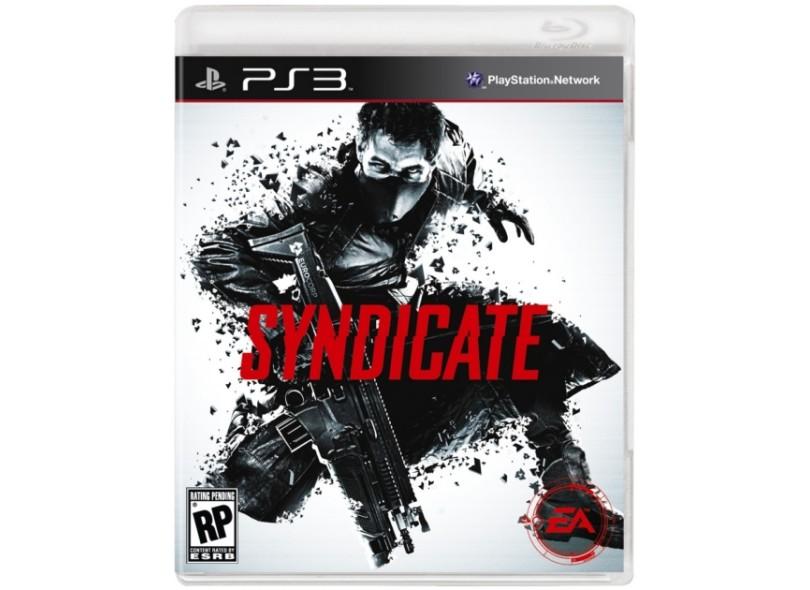 Jogo Syndicate EA PS3