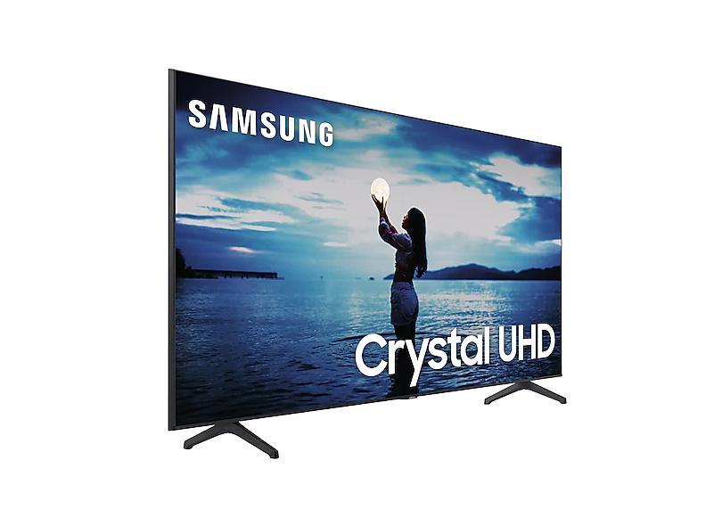 "Smart TV TV LED 50"" Samsung Crystal 4K HDR UN50TU7020GXZD 2 HDMI"
