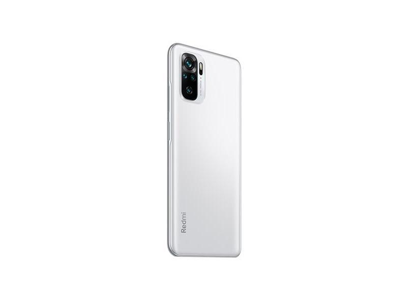 Smartphone Xiaomi Redmi Note 10 4GB RAM 128GB Câmera Quádrupla 2 Chips Android 10