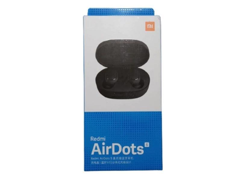 Fone de Ouvido Bluetooth com Microfone Xiaomi Redmi AirDots S