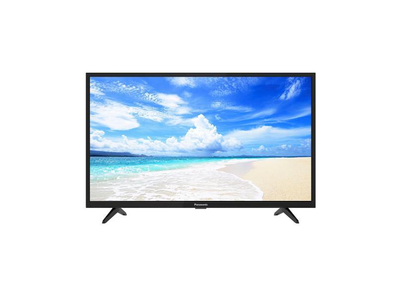 """Smart TV TV LED 32 """" Panasonic Netflix Tc-32Fs500B 2 HDMI"""