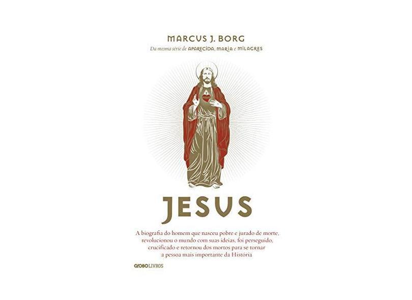 Jesus - Borg, Marcus J. - 9788525065346