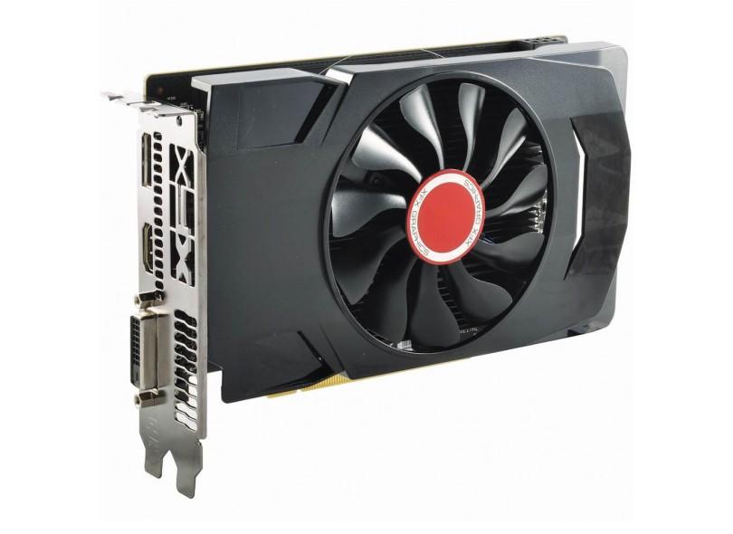 Placa de Video ATI Radeon RX 560 4 GB GDDR5 128 Bits XFX RX-560D4SFG5