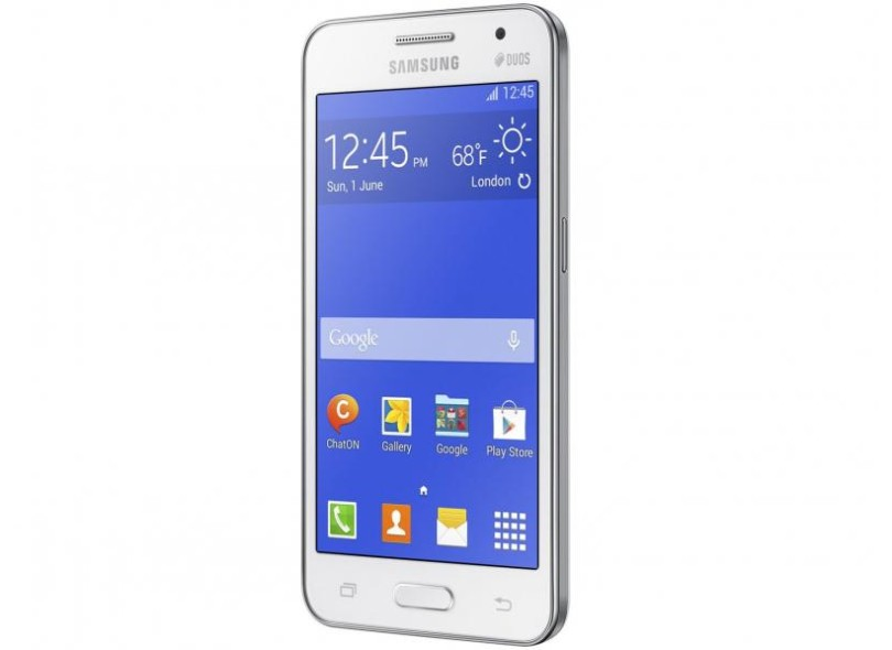 Smartphone Samsung Galaxy Core 2 Duos G355M 2 Chips 4GB Android 4.4 (Kit Kat) Wi-Fi 3G