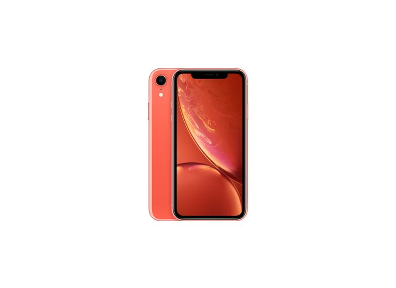 Smartphone Apple iPhone XR 64GB 12.0 MP 2 Chips iOS 12