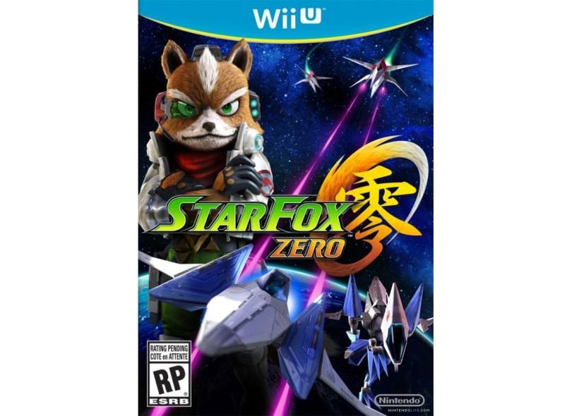 Jogo Star Fox Zero Wii U Nintendo