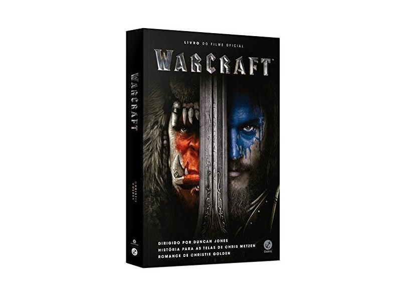 Warcraft - Livro do Filme Oficial - Golden, Christie - 9788501052025