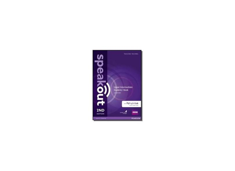 Speakout Upper Intermediate 2nd Edition Students' Book With Dvd-Rom And Myenglishlab Access Code Pack (British English) - Eales, Frances - 9781292116006